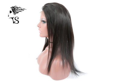 360 Lace Frontal Straight 22 inch, 360 Lace Frontal Dengan Bundles Medium Density
